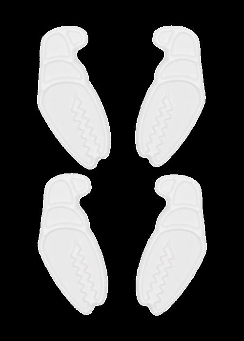CRAB GRAB CRAB GRAB MINI CLAWS  (19/20) WHITE