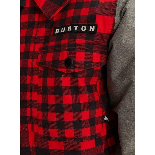 BURTON BURTON KIDS' UPROAR JACKET (19/20) BUFFALO-600