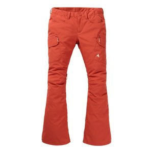 BURTON BURTON WOMEN'S GLORIA INSULATED PANT (19/20) TANDORI-601