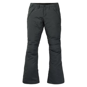 BURTON BURTON WOMEN'S SOCIETY PANT (19/20) TRUE BLACK HEATHER-001