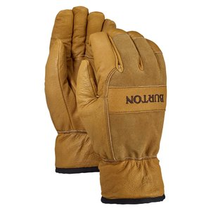 BURTON Burton Mens Lifty Glove (20/21) Raw Hide-200