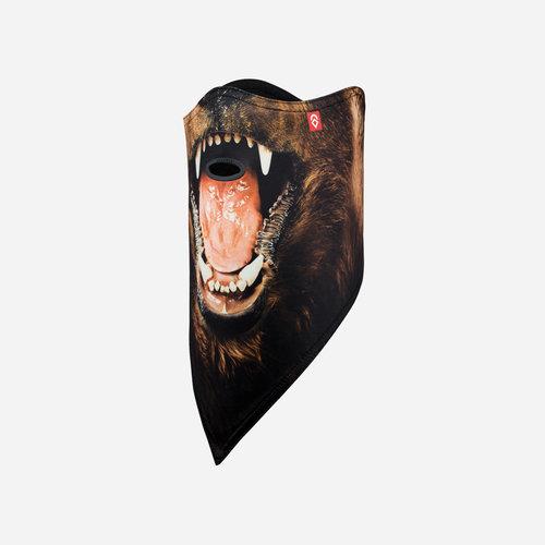 AIRHOLE AIRHOLE FACEMASK STANDARD | 10K SOFTSHELL  (19/20) BEAR-BEAR