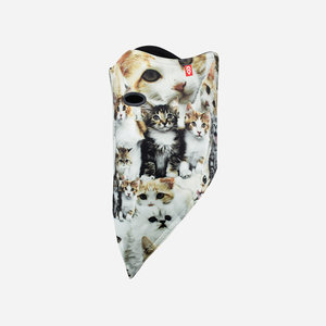 AIRHOLE AIRHOLE FACEMASK STANDARD | 10K SOFTSHELL  (19/20) MEOW-MEOW