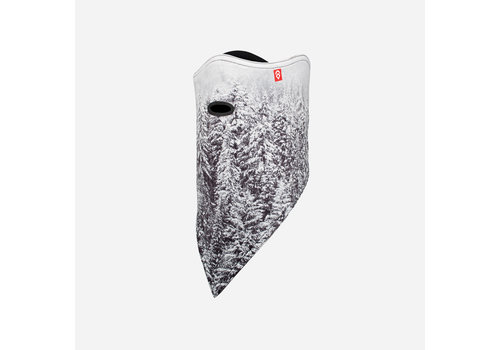 AIRHOLE AIRHOLE FACEMASK STANDARD | 10K SOFTSHELL  (19/20) SNOW GHOSTS-SNGT