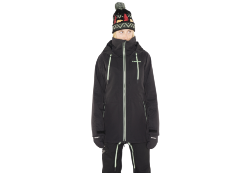 ARMADA ARMADA GYPSUM JACKET BLACK (19/20)