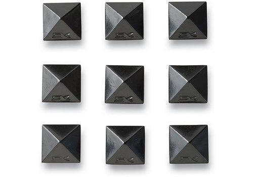 DAKINE DAKINE PYRAMID STUDS (19/20) BLACK-81M