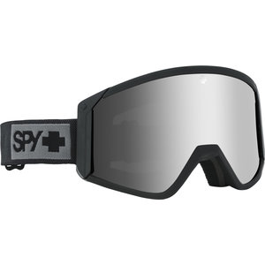 SPY SPY RAIDER MATTE BLACK - HD BRONZE W/ SILVER SPECTRA MIRROR + HD LL PERSIMMON (19/20)