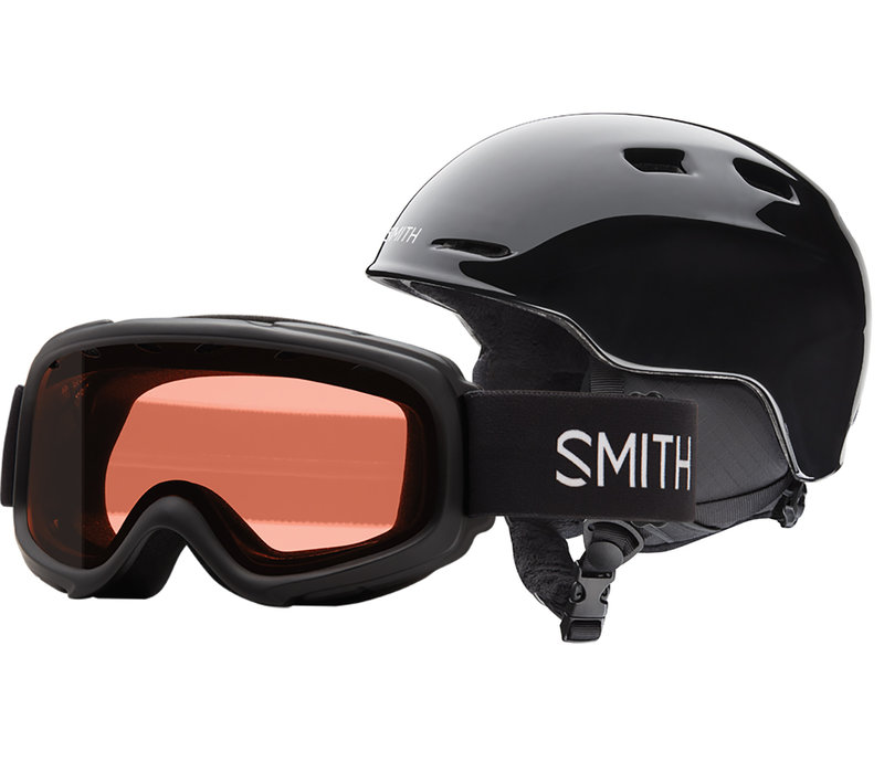 SMITH ZOOM JR. / GAMBLER COMBO (19/20) BLACK