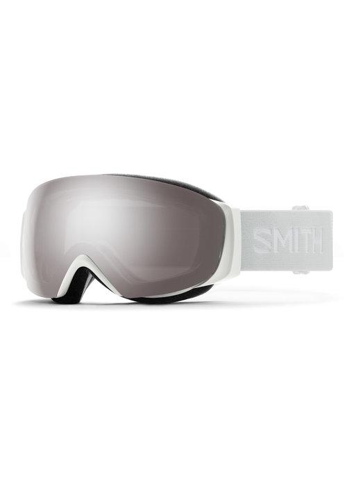 SMITH SMITH I/O MAG S  (19/20) WHITE VAPOR-CHROMAPOP SUN PLATINUM MIRROR+CHROMAPOP STORM ROSE FLASH