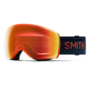 SMITH SMITH SKYLINE XL  (19/20) RED ROCK-CHROMAPOP EVERYDAY RED MIRROR
