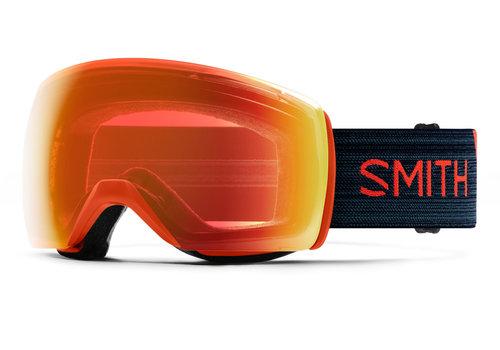SMITH SMITH SKYLINE XL  (19/20) RED ROCK-CHROMAPOP EVERYDAY RED MIRROR