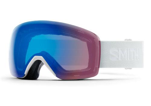 SMITH SMITH SKYLINE  (19/20) WHITE VAPOR-CHROMAPOP STORM ROSE FLASH
