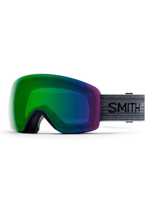 SMITH SMITH SKYLINE  (19/20) INK-CHROMAPOP EVERYDAY GREEN MIRROR
