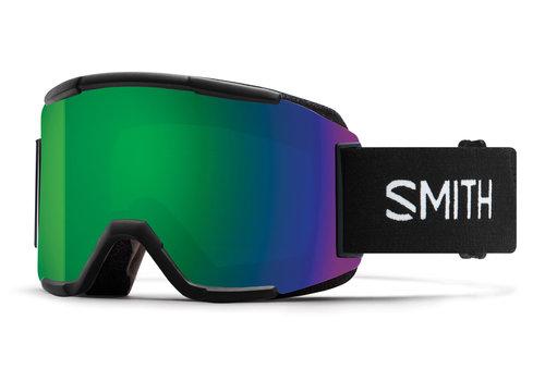 SMITH SMITH SQUAD (19/20) BLACK-CHROMAPOP SUN GREEN MIRROR+YELLOW