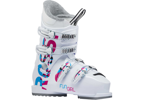 ROSSIGNOL ROSSIGNOL FUN GIRL J4 (WHITE) (19/20)