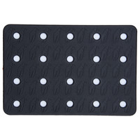 CRAB GRAB HOLEY SHEET  (19/20) BLACK WHITE