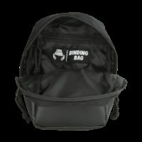 CRAB GRAB BINDING BAG (19/20) BLACK