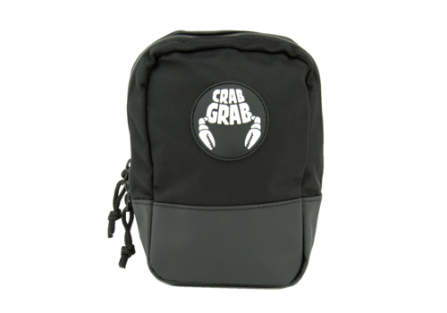 CRAB GRAB CRAB GRAB BINDING BAG (19/20) BLACK