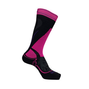 Bridgedale Bridgedale Ski Mw Wmn (20/21) 077 Black/Fluo Pink *Final Sale*