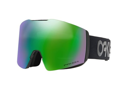 OAKLEY OAKLEY FALL LINE XL FACTORY PILOT BLACKOUT W/PRIZM JADE IRIDIUM   (19/20)