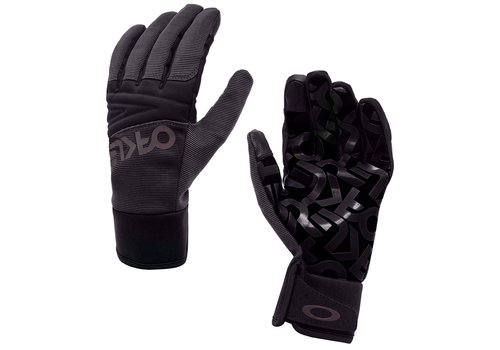 OAKLEY OAKLEY FACTORY PARK GLOVE (19/20) BLACKOUT-02E