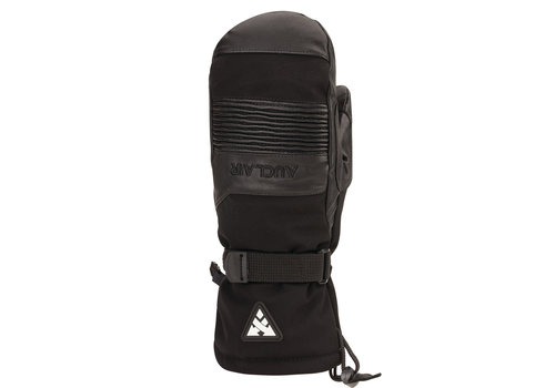 AUCLAIR AUCLAIR TRAVERSE MITT LADIES' (19/20) BLACK/BLACK-8000