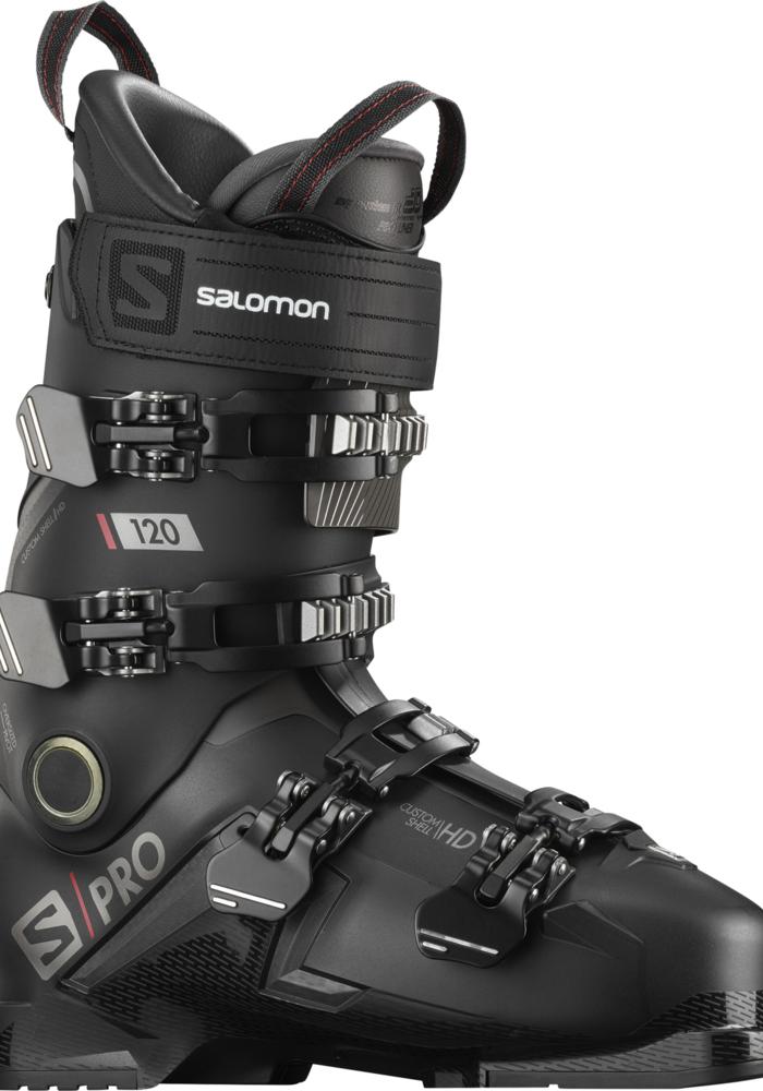 SALOMON S/PRO 120 (19/20) BLACK/BELLUGA/RED