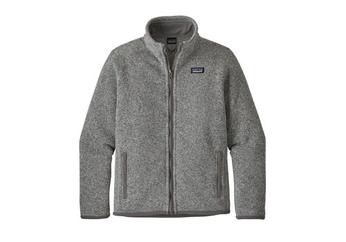 PATAGONIA PATAGONIA BOYS' BETTER SWEATER® JACKET  (19/20) STONEWASH-000-STH