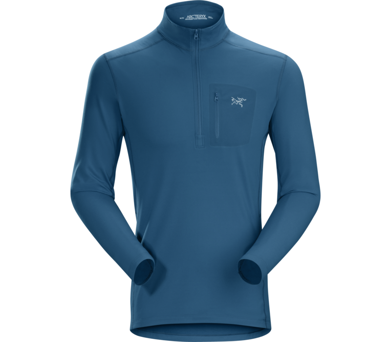 ARCTERYX RHO LT ZIP NECK MEN'S (19/20) ILIAD-27777