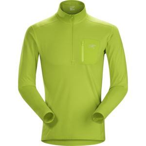 ARCTERYX ARCTERYX RHO LT ZIP NECK MEN'S (19/20) UTOPIA-27776