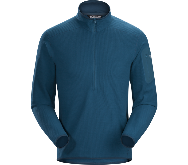 ARCTERYX DELTA LT ZIP NECK MEN'S (19/20) ILIAD-27777