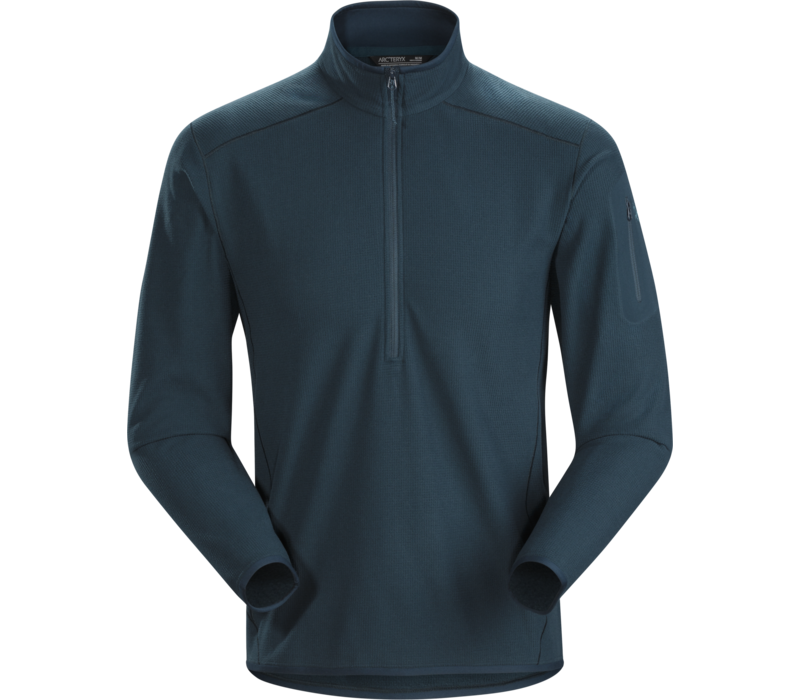 ARCTERYX DELTA LT ZIP NECK MEN'S (19/20) LABYRINTH-27829