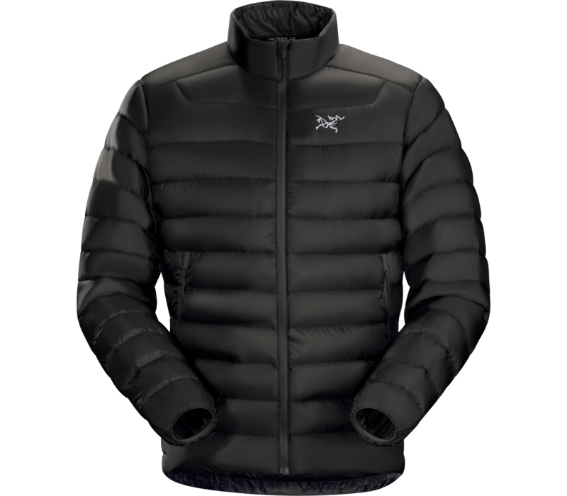 ARCTERYX CERIUM LT JACKET MEN'S (19/20) BLACK-BLK