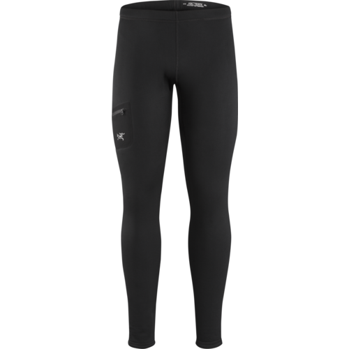ARCTERYX ARCTERYX RHO AR BOTTOM MEN'S (19/20) BLACK-BLK
