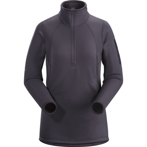 ARCTERYX ARCTERYX RHO AR ZIP NECK WOMEN'S (19/20) WHISKEY JACK-2681