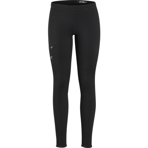 Arcteryx Arc'Teryx Rho Ar Bottom Womens (20/21) Black *Final Sale*