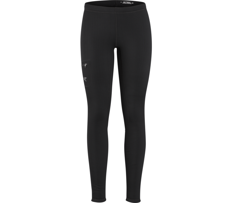 ARCTERYX RHO AR BOTTOM WOMEN'S (19/20) BLACK-BLK