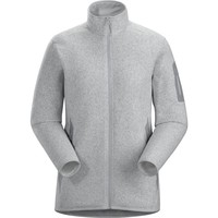 ARCTERYX COVERT CARDIGAN WOMEN'S (19/20) ATHENA GREY HEATHER-28198