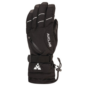 AUCLAIR AUCLAIR TORTIN JUNIOR SKI GLOVE (19/20) 8000 BLACK/BLACK