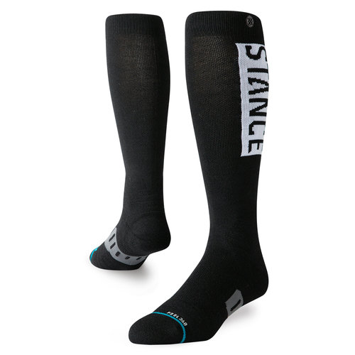 STANCE STANCE OG WOOL (19/20) BLACK-BLK *Final Sale*
