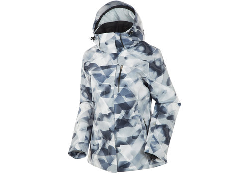 SUNICE SUNICE REESE JACKET (19/20) OYSTER SHADOW PRINT-84P