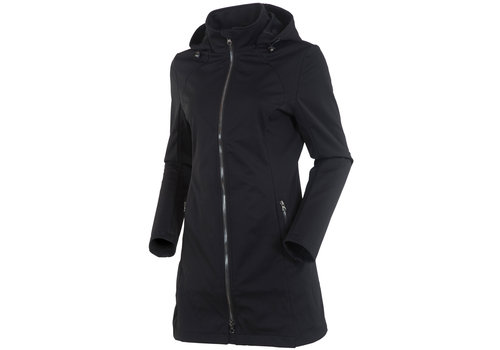 SUNICE SUNICE WOMEN BROOKLYN CAR COAT (19/20) BLACK-02