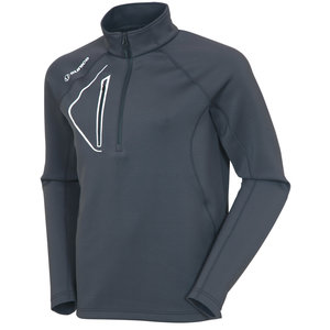 SUNICE SUNICE MEN ALLENDALE LAYERS PULLOVER (19/20) CHARCOAL/CHARCOAL-8585