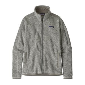 PATAGONIA Patagonia W'S Better Sweater Jkt (20/21) Birch White-Bcw