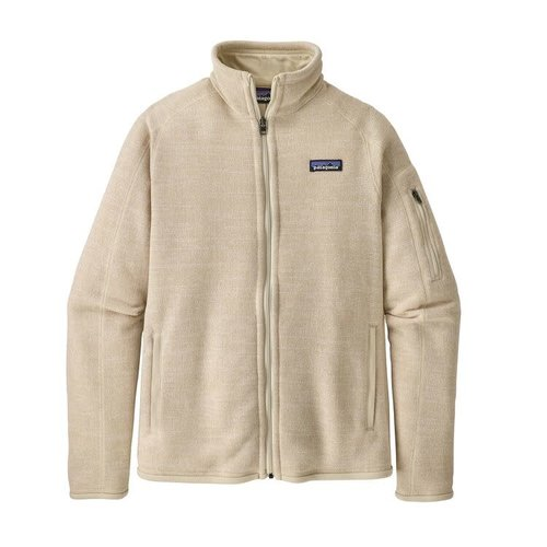 PATAGONIA PATAGONIA W'S BETTER SWEATER® JACKET  (19/20) OYSTER WHITE-000-OYWH