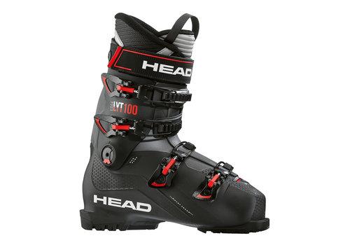 HEAD HEAD EDGE LYT 100 (19/20) BLK/RED