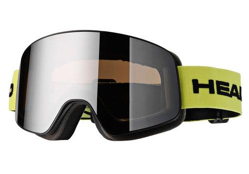 HEAD HEAD HORIZON RACE LIME + SPARE LENS