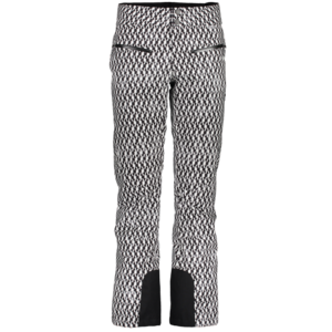 OBERMEYER OBERMEYER BLISS PANT (19/20) BLACK & BIANCO-15101