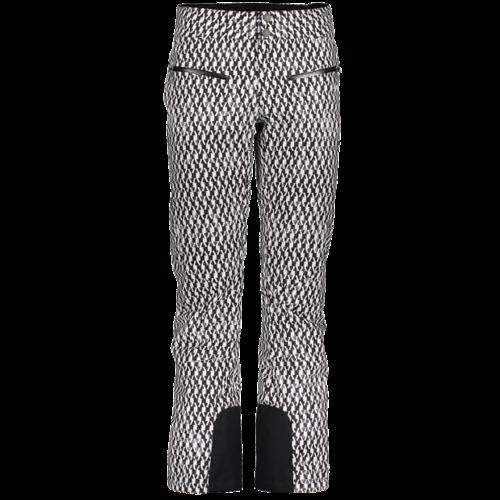 OBERMEYER OBERMEYER BLISS PANT (19/20) BLACK & BIANCO-15101