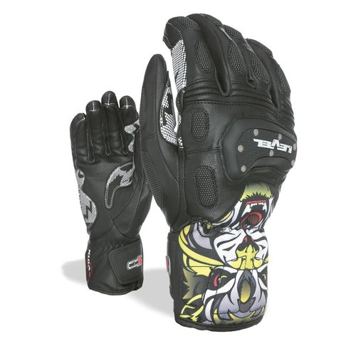 LEVEL LEVEL SQ CF GLOVE (19/20) BLACK